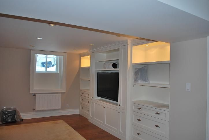Finished carpentry design ideas