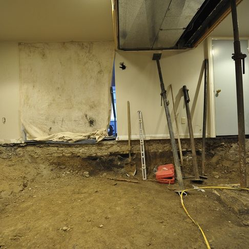 Basement renovation design ideas